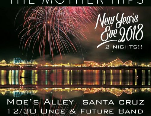 NEW YEAR'S EVE SHOWS IN SANTA CRUZ, CA