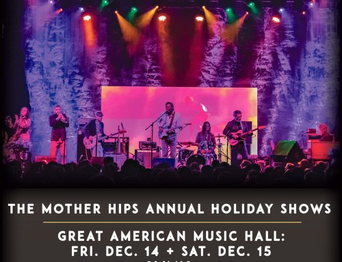 ANNUAL HOLIDAY SHOW DATES ANNOUNCED