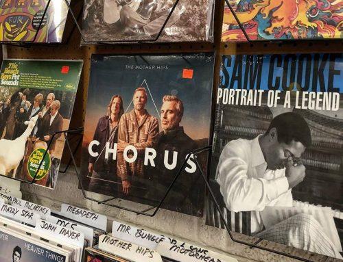 'Chorus' on Vinyl