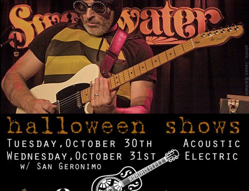 Halloween at Sweetwater in Mill Valley, CA