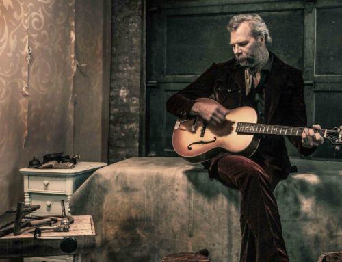 "Video Premiere: Tim Bluhm's ""Jesus Save A Singer"""