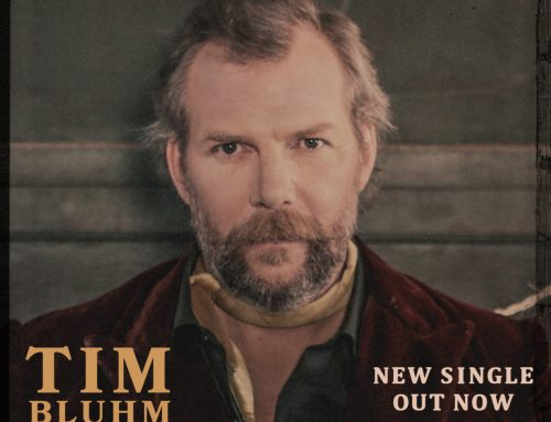 "New single ""The Cape"" from Tim Bluhm"