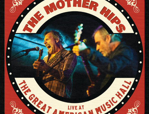New Release: The Mother Hips Live At The Great American Music Hall coming November 29th