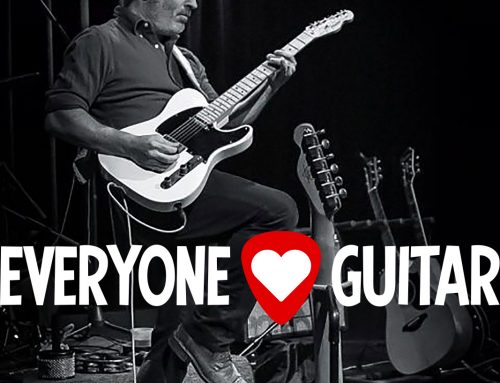 Greg Loiacono Interview: Everyone Loves Guitar Podcast