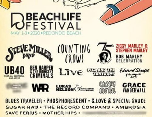 MOTHER HIPS TO PLAY BEACH LIFE FESTIVAL – REDONDO BEACH, CA May 1-3