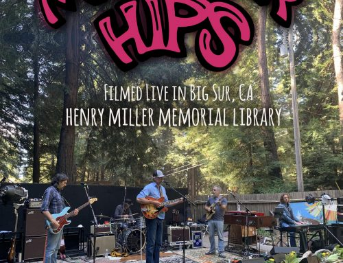 THE MOTHER HIPS LIVE CONCERT FILM FROM BIG SUR AT HENRY MILLER MEMORIAL LIBRARY 12/5
