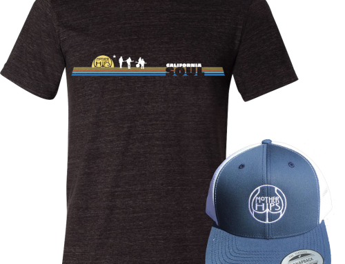 NEW T-SHIRT AND TRUCKER HATS IN THE STORE